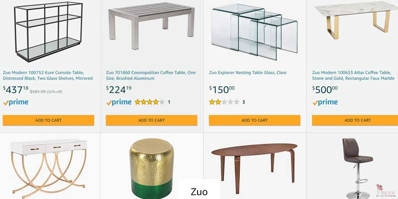 Zuo Coupons